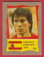 Spain Jose Francisco Carrasco Barcelona